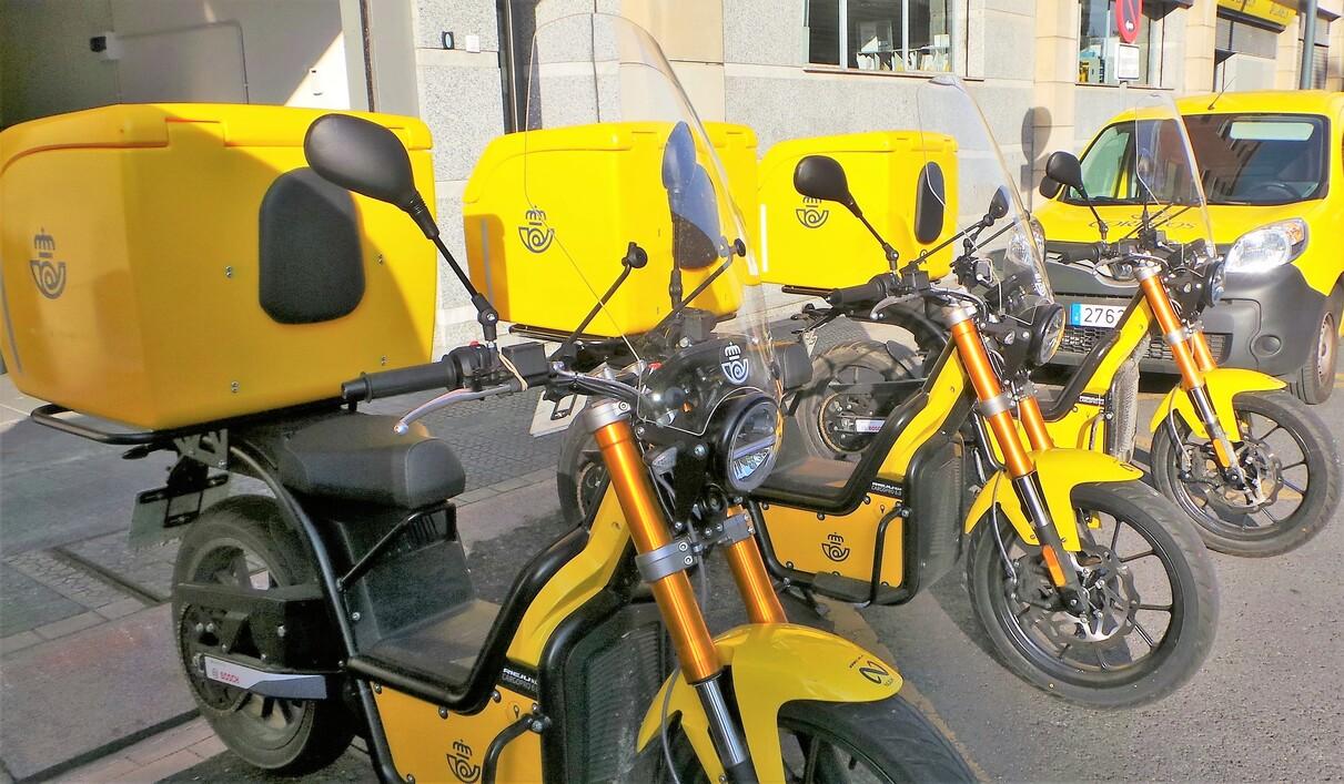 motos correos
