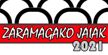 fiestas zaramaga 2021