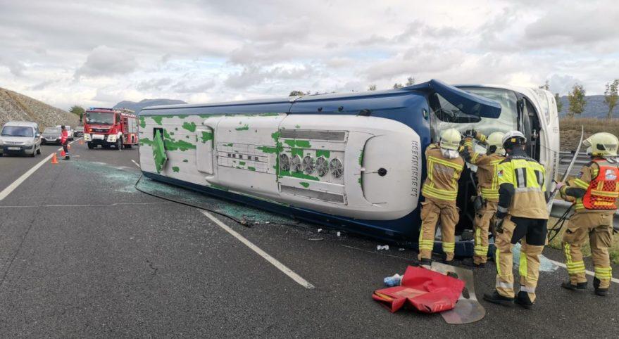 accidente autobus burundesa vitoria
