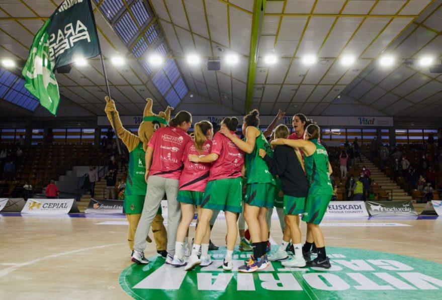 araski promete jornada 3 liga femenina endesa