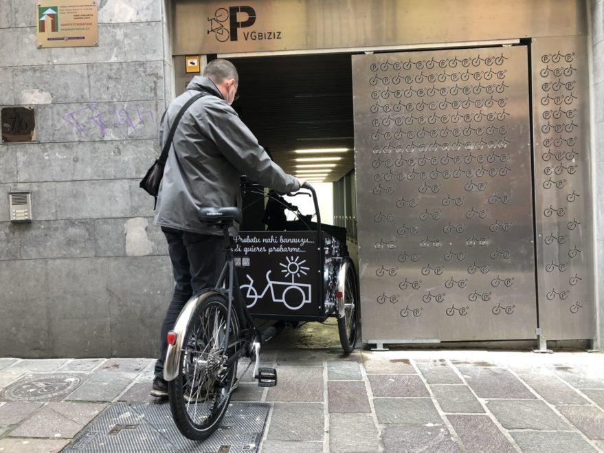 cargobike-vitoria