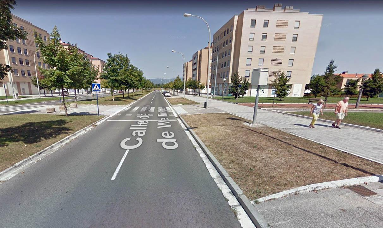 Ciclistas colocan en el mapa de Vitoria-Gasteiz los carriles bici pendientes