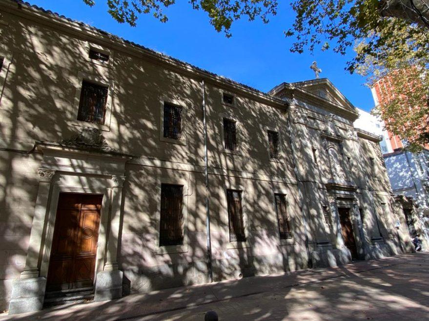 casa cuidados convento brigidas zaintzen gunea