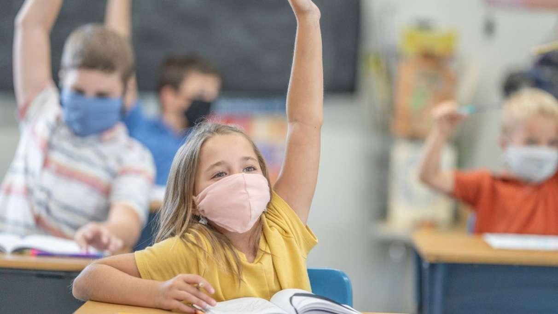 coronavirus colegios pandemia