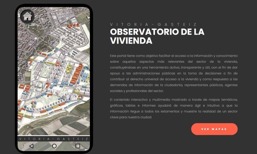 observatorio de la vivienda vitoria gasteiz