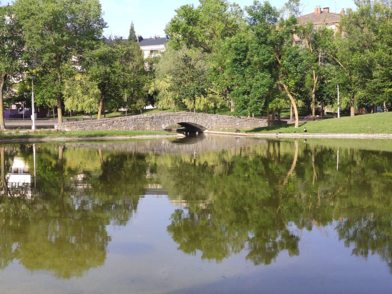 Parques de Vitoria San Martín