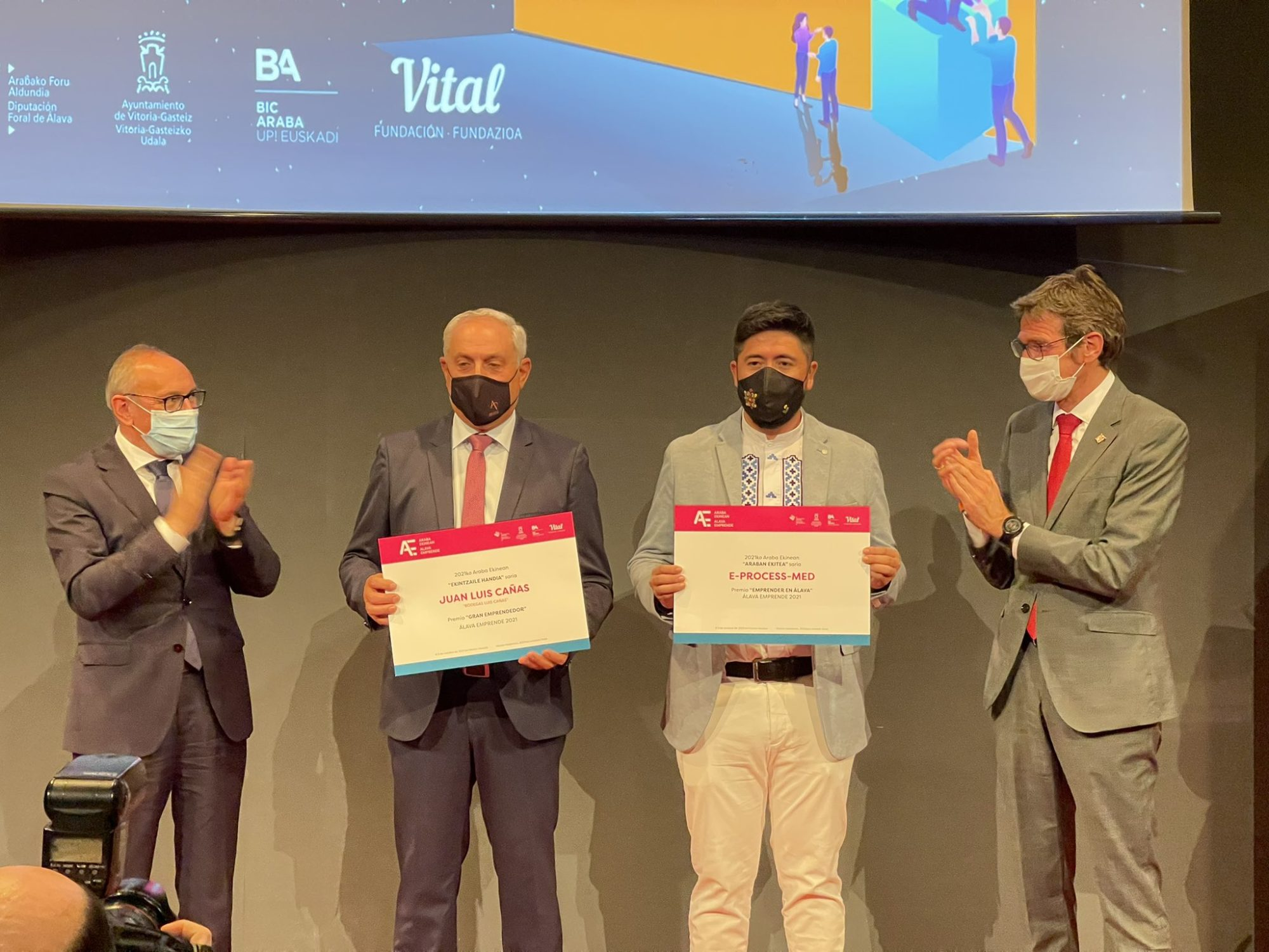 premios álava emprende 2021
