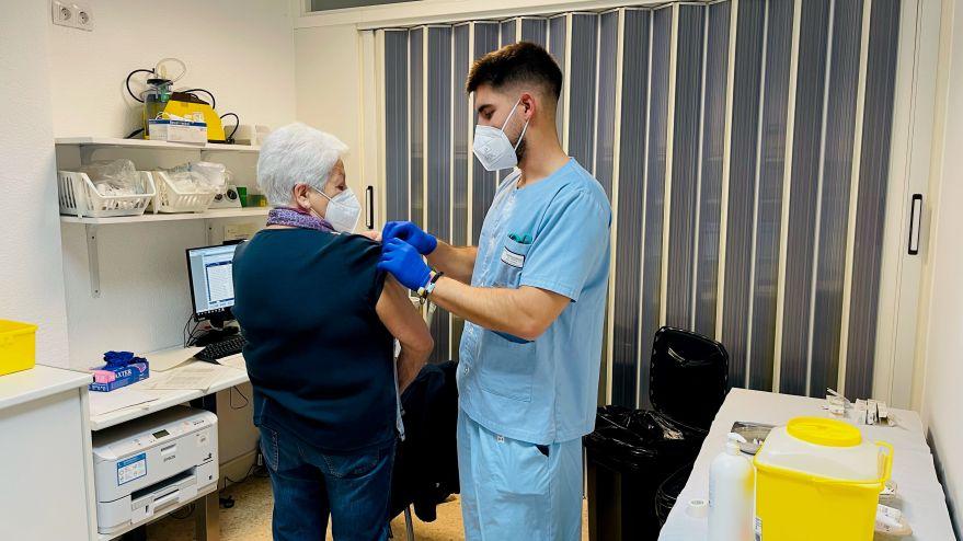 vacuna gripe vitoria alava